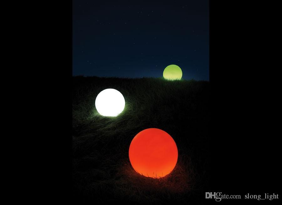 ball night light. 2017 slong light remote control multi color rechargeable dia20cm led ball night waterproof,wireless charging globe table lamp from slong_light,