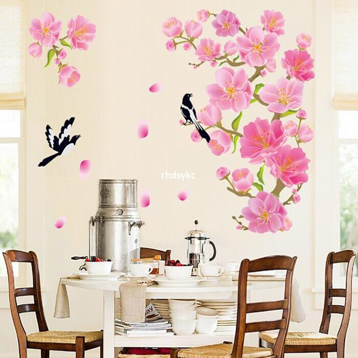 Wall Stickers Home Decor Cheap Chinese Style Removable Wall