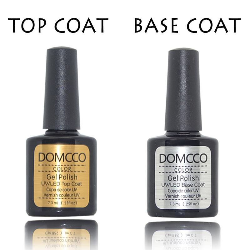 Soak Off Base Base Coat Top Coat LED / Gel UV smalto unghie