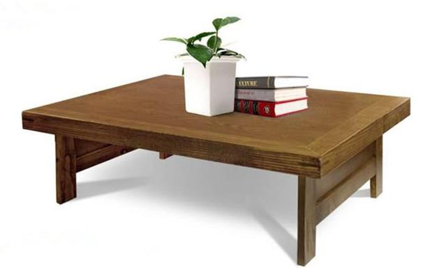 Bon 2018 Korean Antique Table Legs Foldable Rectangle 80*60cm Living Room  Furniture Asian Traditional Style Antique Wooden Tea Table From Klphlp, ...