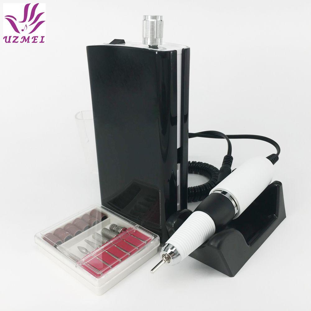 Wholesale 30000rpm Nail Polishing Portable Electric Nail Drill ...