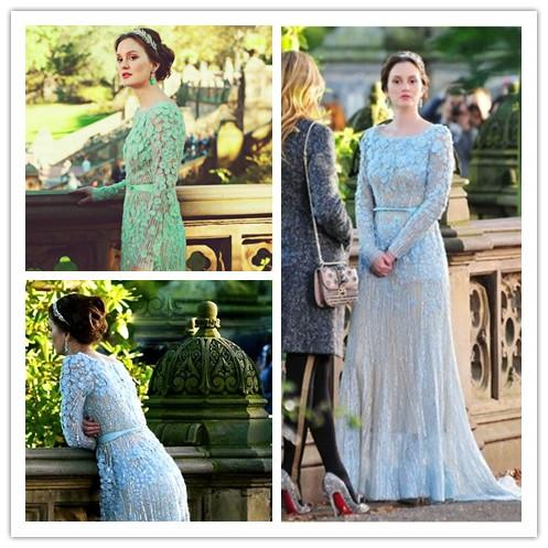 Discount Diy Blair Waldorf In Elie Saab For Her Wedding To Chuck ...