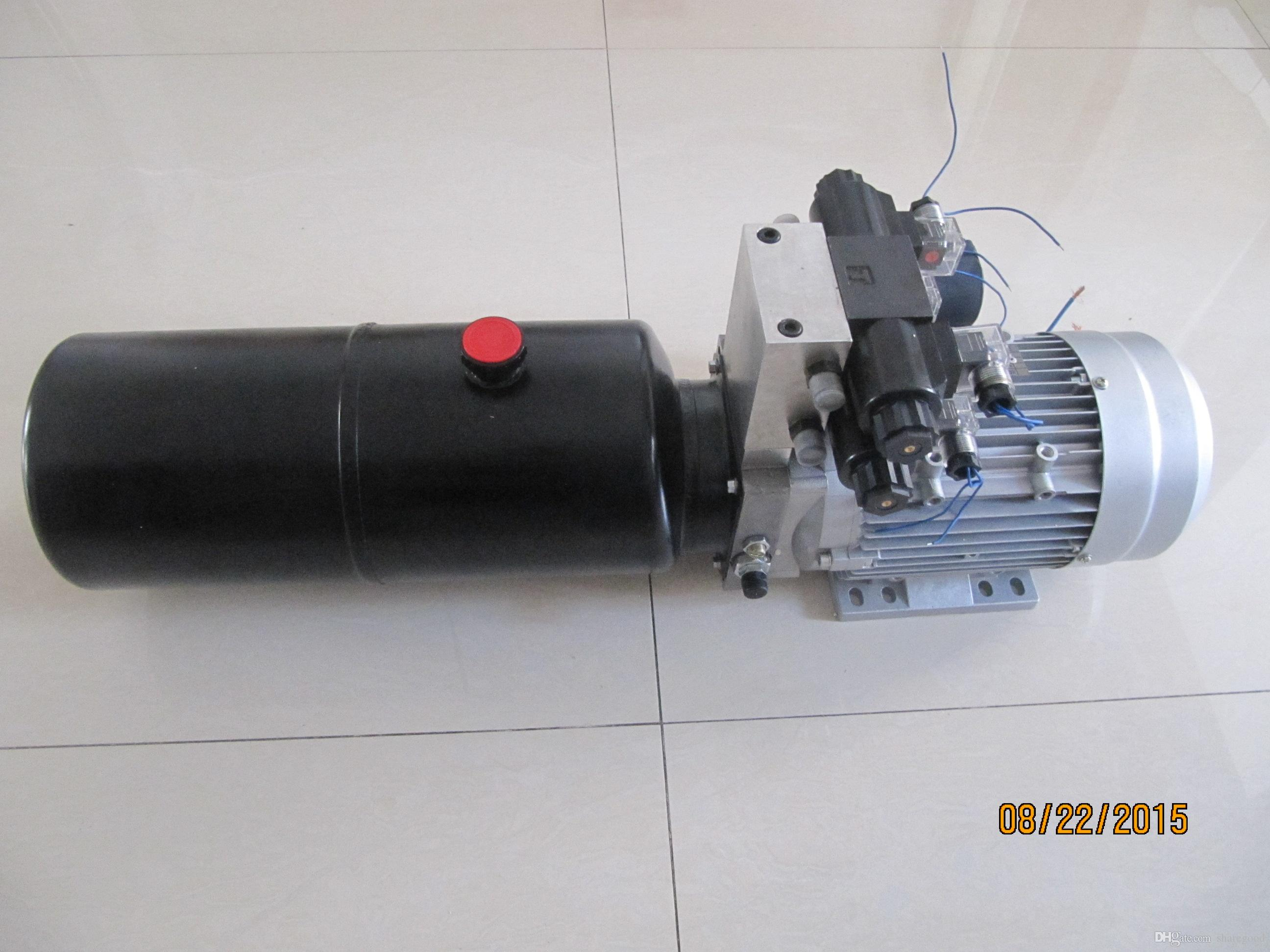 2018 motor for hydraulic motors pump power packing units for Hydraulic pump motor units
