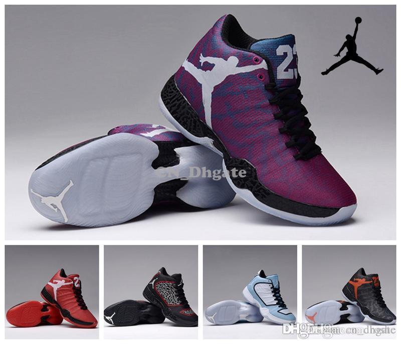 Nike Air Jordan Xx9 Blackout Legend Blue Team Orange Riverwalk Men