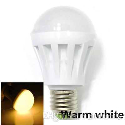 Hot sale LED Lights 3W 5W 7W LED Bulb 110V 220v 230v 240v E27/B22 Led Lamp White/Warm White smd 2835 Led Light Spotlight