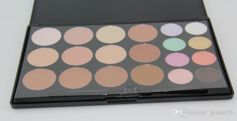 Fashion Concealer Facial Care Makeup Palette Cover Scar Blain Imprint Camouflage cream Concealer bronzer drop shipping gift
