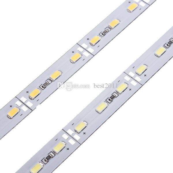 5630 LED Stab U-Rillen-Licht-wasserdichte 36LEDs 50CM LED starre Streifen DC 12V 5630 LED-Schlauch-harte LED-Streifen-PC-Abdeckung