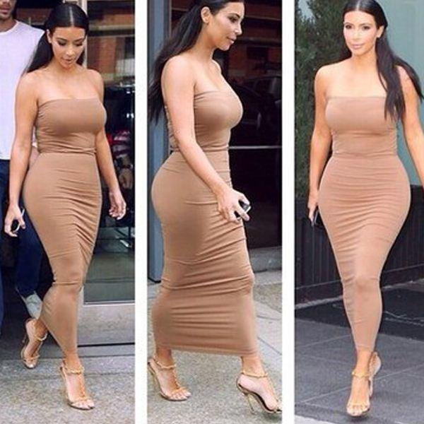 Ankle Tight Dresses
