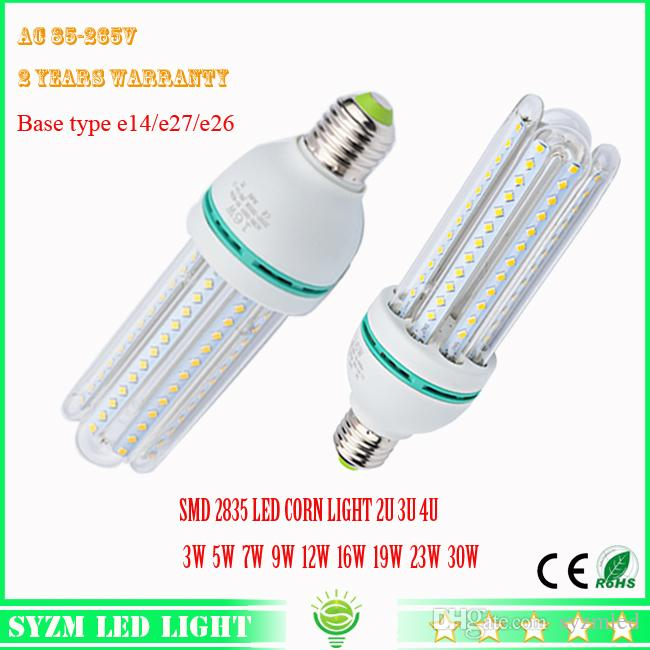 Led Bulb Light 2u 3u 4u 3w 5w 7w 9w 12w 16w 19w 23w 30w Led Corn Light Ac85  265v E27 Lamp For Home Led Flood Light Bulb Incandescent Light Bulbs From. Led Bulb Light 2u 3u 4u 3w 5w 7w 9w 12w 16w 19w 23w 30w Led Corn