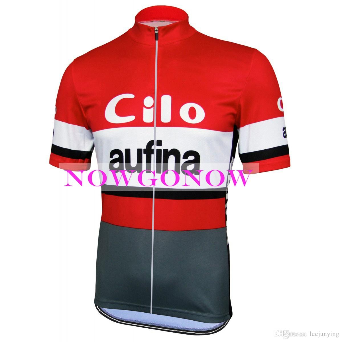 2016 cycling jersey cilo Classic style team bike clothing wear riding MTB road ropa ciclismo NOWGONOW bicyce full zip Polyester funny cool