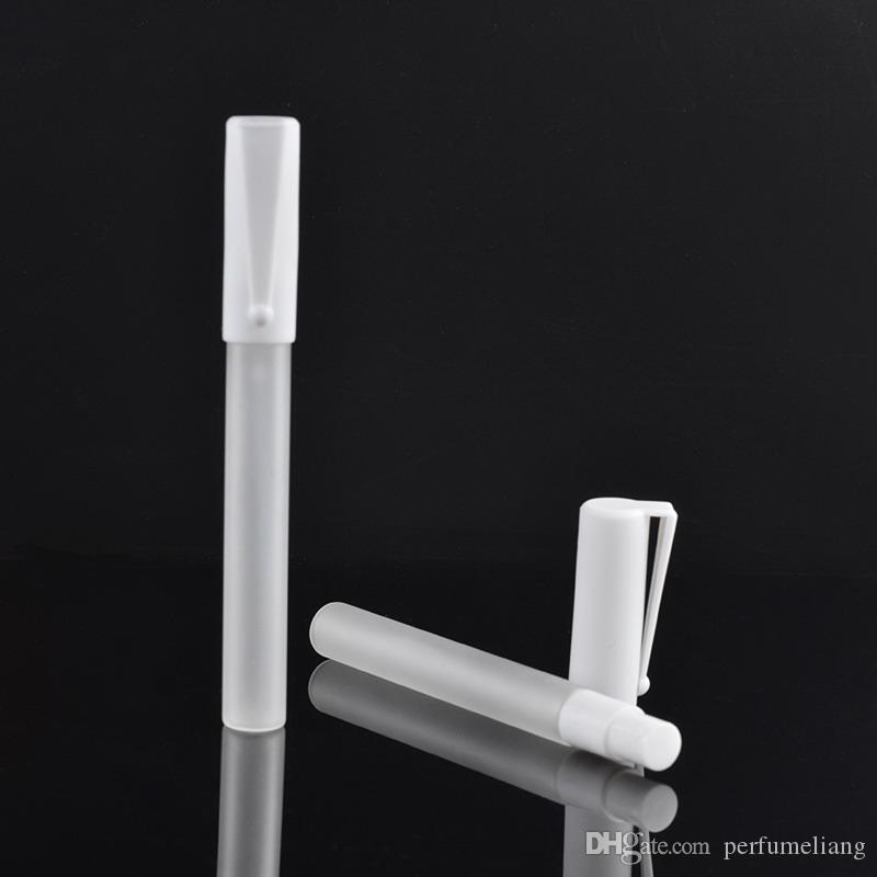 5 ml 8 ml 10 ml lege doorschijnendheid plastic spuitfles make-up parfum verstuiver vulbare reizen cosmetica spuitflessen