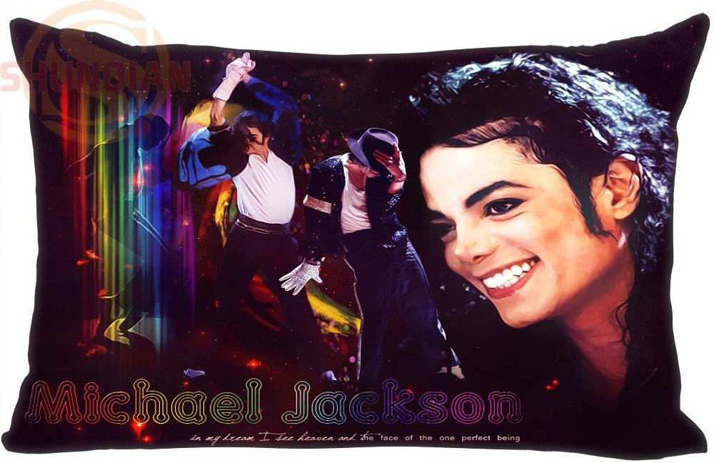 Großhandel Großhandels Kissenbezug Hot Michael Jackson Heilt Die