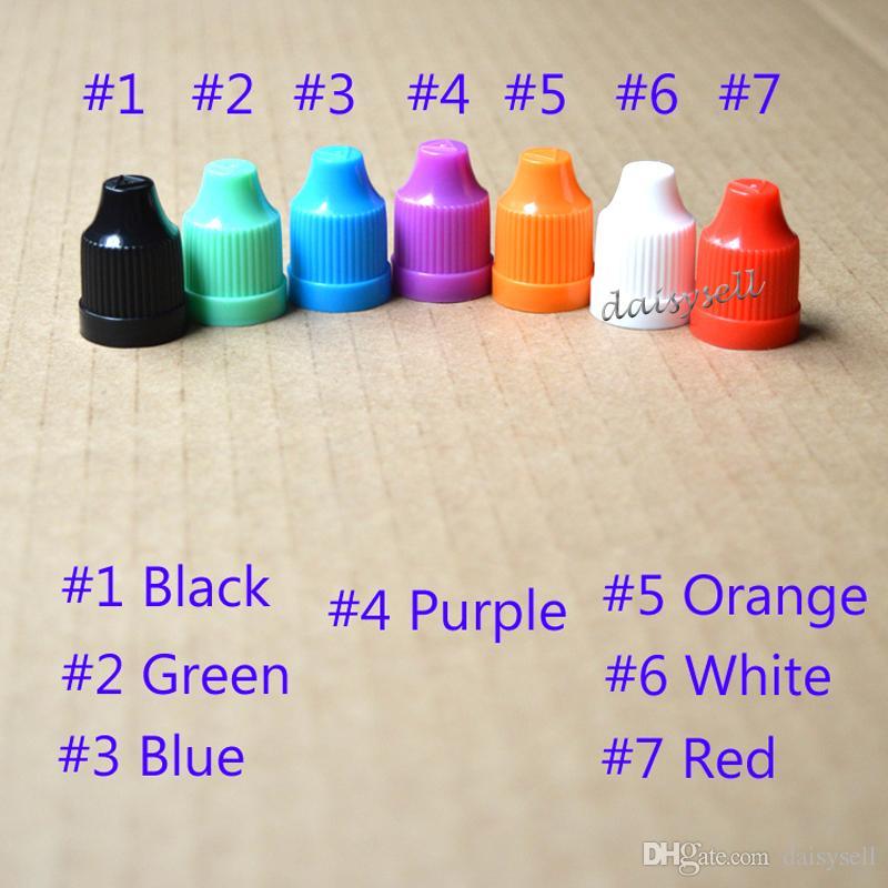 Garrafas de suco E 120 ml conta-gotas com tampas à prova de criança e agulha dicas E-líquido garrafa gota de olho em estoque