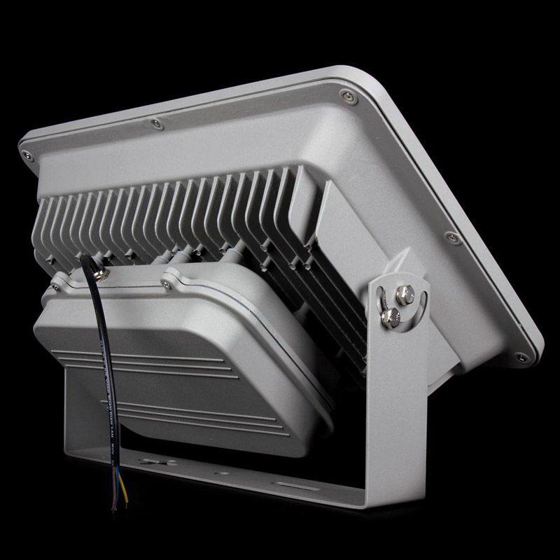CE UL + IP66 COB 300W 투광 조명 높은 전원 야외 홍수 조명 주도 주유소 조명 방수 Led 캐노피 조명 AC 85-265V 888