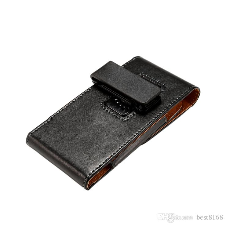 Универсальный HIP HOMSTER Овечья кожаная кожаная крышка для iPhone 12 11 XS MAX XR x 8 7 6 5 SE Galaxy S20 S20 S10 360 вертикальная пряжка