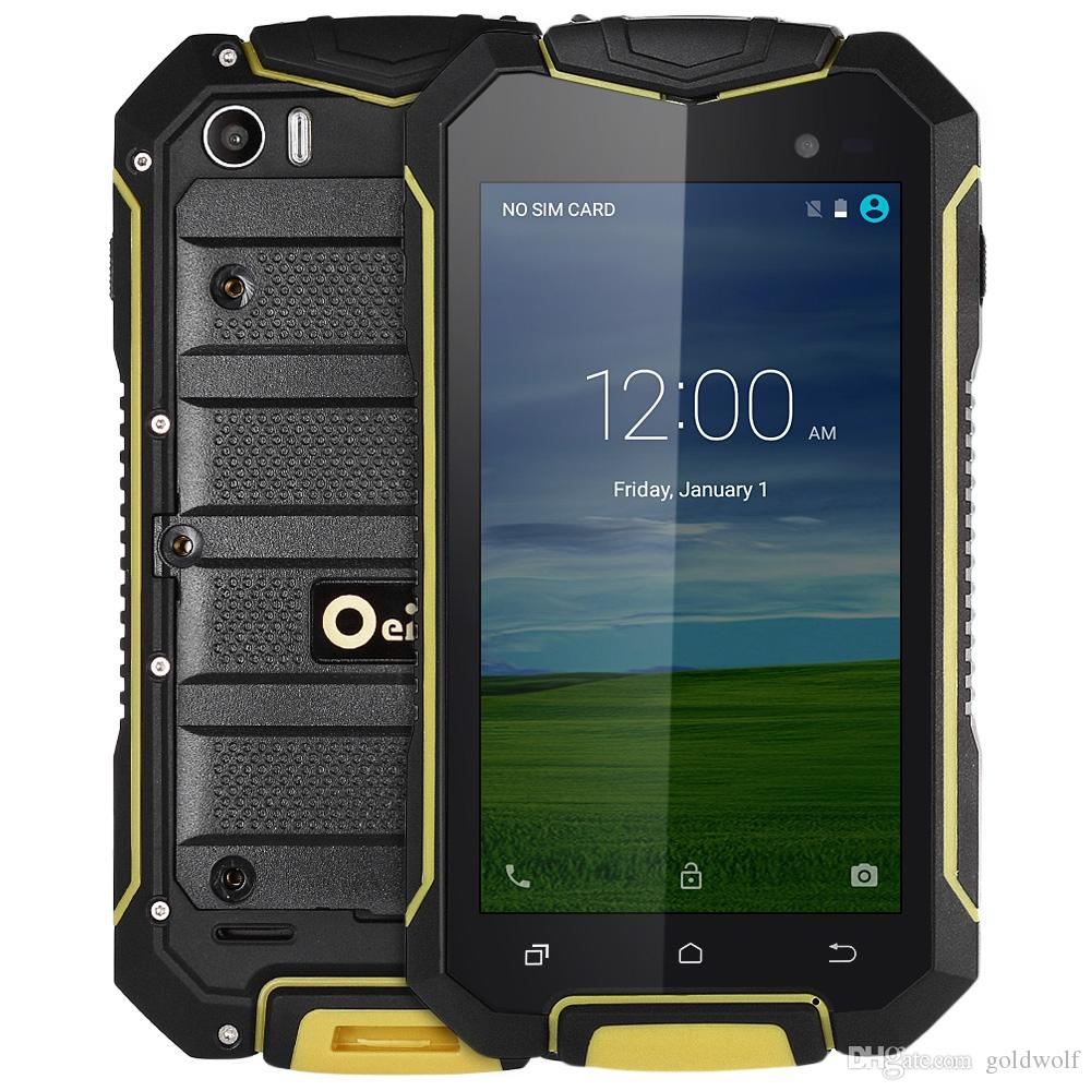 Original Oeina XP7700 Android 5.1 4.5 Inch 3G Smartphone MTK6580 1.3GHz Quad Core Mobile 512MB+ 8GB GPS Dust/Shockproof Phone