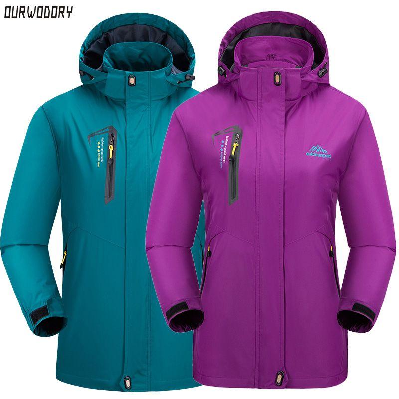 3a36a2838b82c8 Wholesale Fashion Women Men Hooded Jacket Coat Spring Autumn Women Men Outdoors  Windbreaker Outerwear Female Jackets Windproof Waterproof Lightweight Jacket  ...