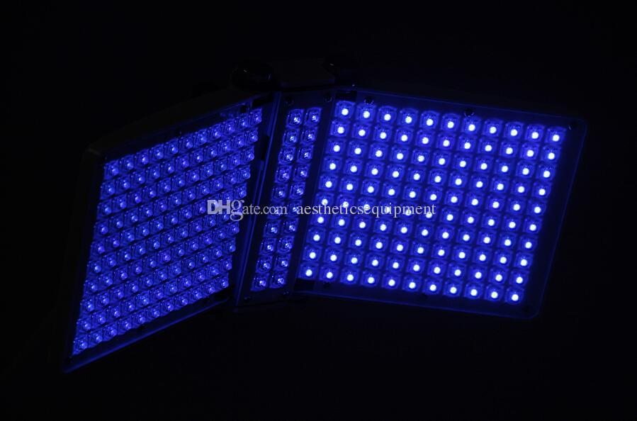 EN kaliteli Foton Yüz cilt gençleştirme makinesi Renk PDT LED Işıkları Terapi PDT Işık yüz cilt bakımı güzellik salonu ekipmanları