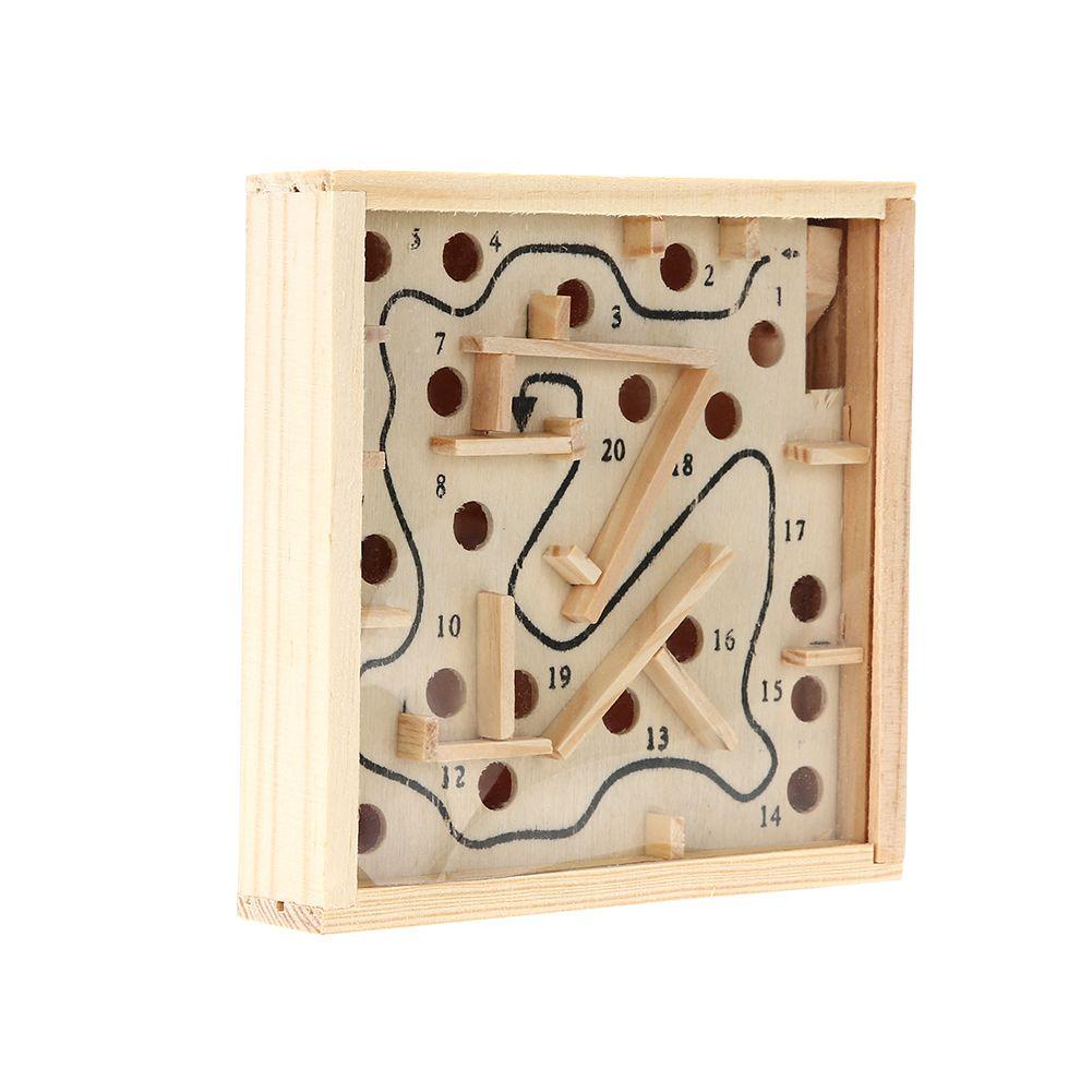 الإبداعية خشبية الرياضيات كتلة لعبة طفل الأطفال متاهة الخرز مجلس التنمية الفكرية للأطفال الرصيد / الأيدي فهم لعبة الذكاء