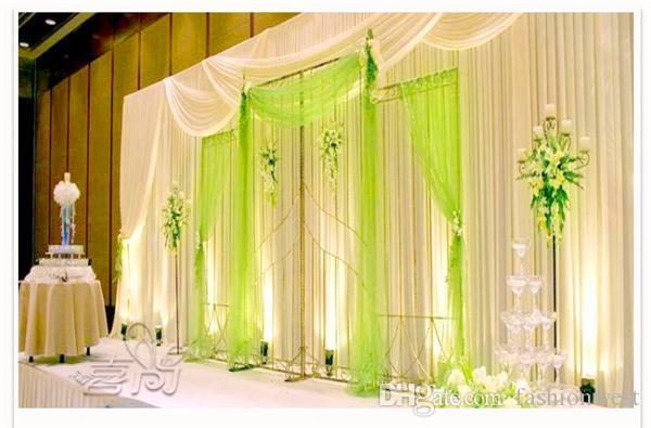 Wedding Props Table Wedding Supplies Spandex Chair Covers Wedding Decorations Organza Roll Fabric Spool Party Birthday Wedding Gift New Wrap