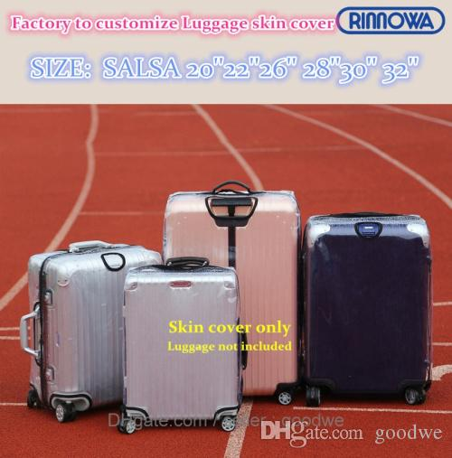 For Rimowa Luggage Cover, Fits Rimowa Salsa Size 20 26'' 28'' 30 ...