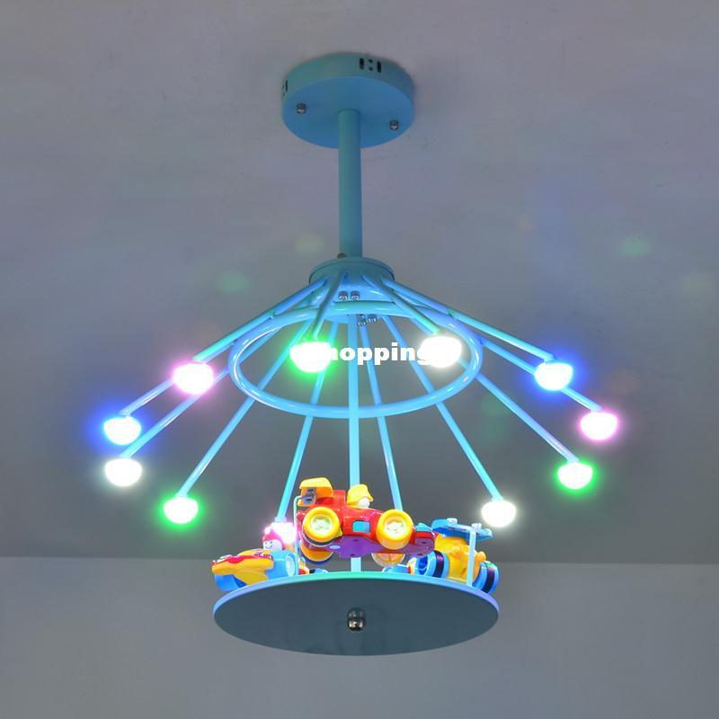 kids room ceiling lighting. merry go round children led ceiling lights kidsu0027 room decorate cartoon lamps child reading lamp ofhead night light baby kids lighting h