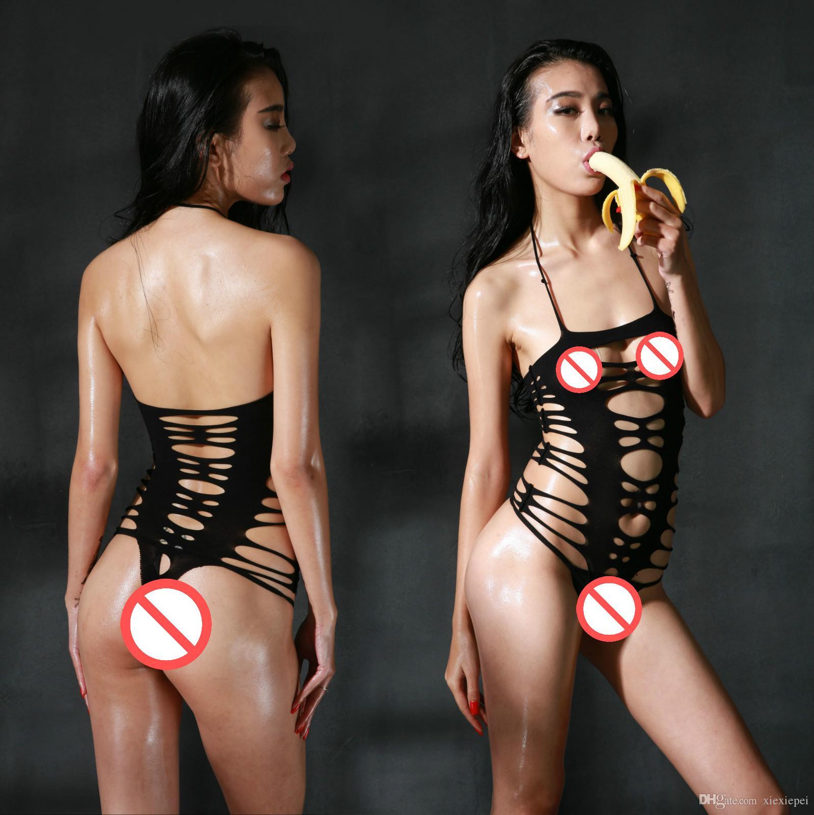 Strappy Backless Body Frauen Sexy Schwarz Sleeveless Sommer Strand Hot Bodys 2017 Scoop Neck Cross Slim Cami Body