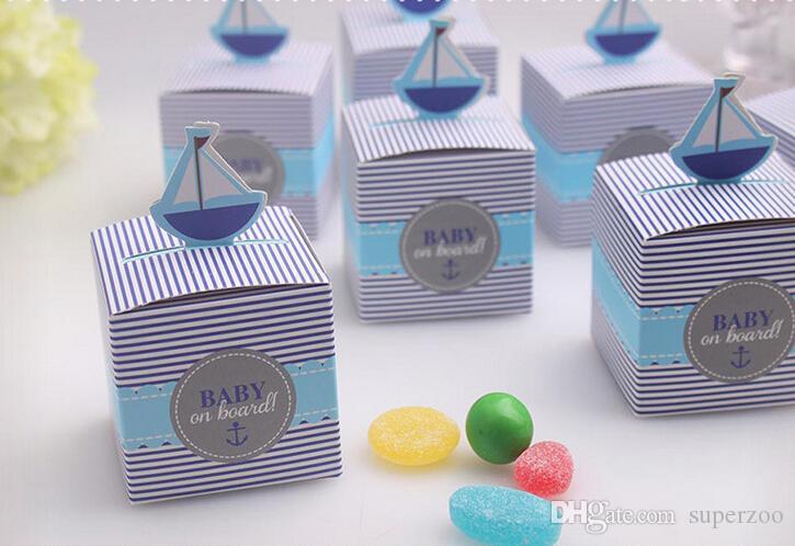 50шт Оптовая свадьба событие праздничные атрибуты Валентина подарок конфеты коробки случаи бантом день рождения ребенка душ коробка