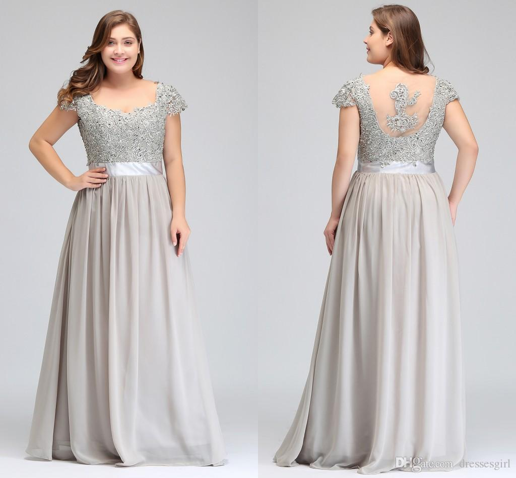 Hot sales cheap plus size bridesmaid dresses 2018 grey chiffon hot sales cheap plus size bridesmaid dresses 2018 grey chiffon vestido de festa a line dresses evening wear cps233 a line bridesmaid dresses maid of honor ombrellifo Image collections