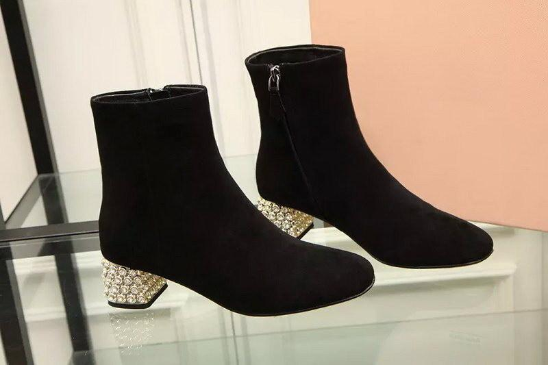 Women's Crystal Ankle Boot