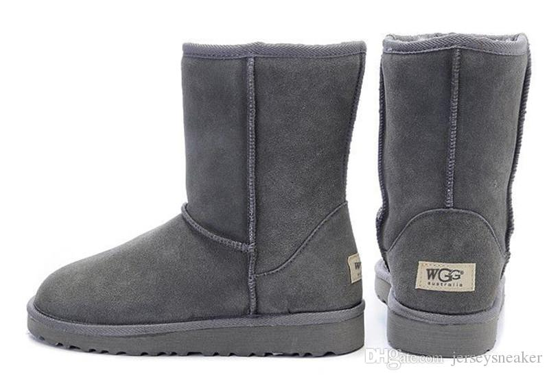 2018 New WGG Australia Classic snow Boots High Quality Cheap women winter boots fashion discount Ankle Boots shoes many color size5-10