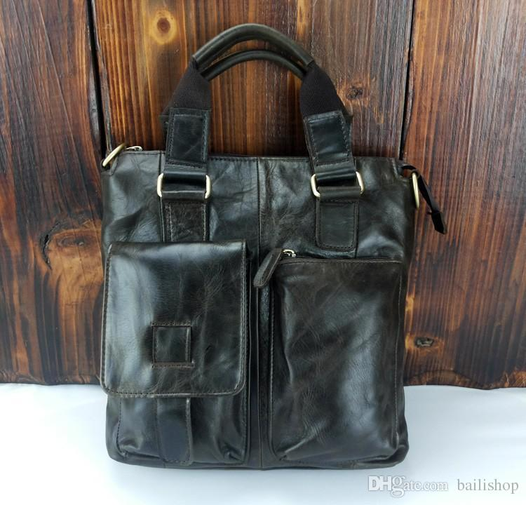 Mens fashion leather bags Mens Bags Wallet Store Online - m
