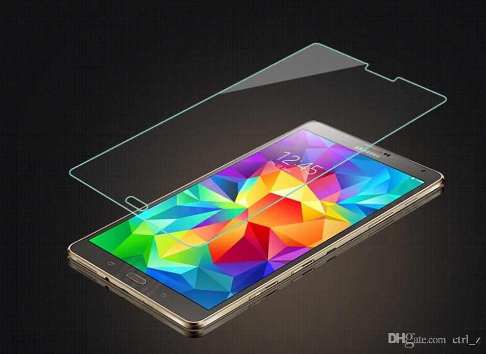 9H Premium Tempered Glass Screen Protector Film for Samsung Galaxy Tab A 10.1 T580 E S S2 T710 T810 T560