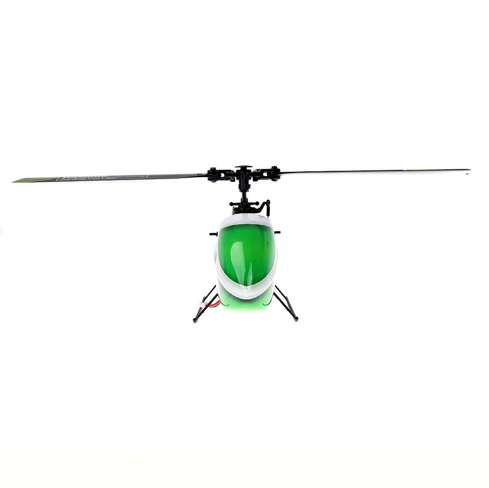 Original Wltoys V988 2.4G 4CH 6 Axis Gyro Power Star 2 Flybarless RC Helicopter Model 2 order<$18no track