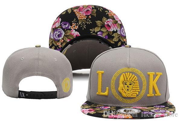 Ultimi re camouflage Leopard Collection Snapback cappelli cappelli unisex nero rosso grigio LK Nuovo arrivo uomini donne cappello da baseball regolabile Liberi la nave