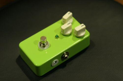NEW TT-30 Electric Guitar Audio True Bypass Analog Delay Drive Effect Pedal green Delay