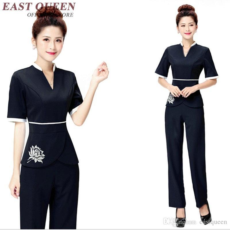 2018 spa uniform uniform for beauty salon medical uniforms - Beauty salon uniforms ...