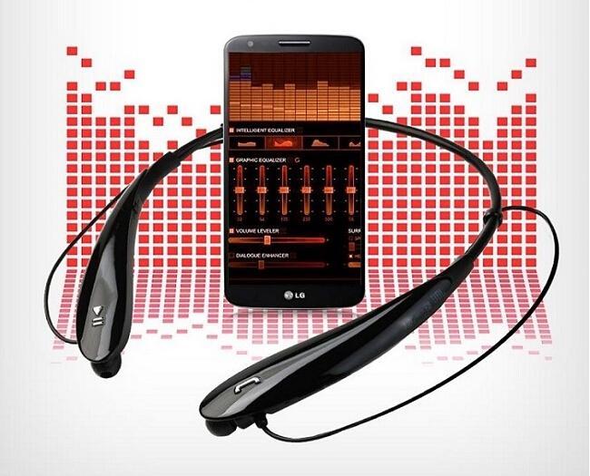 HBS-800 Sports Stereo Auricolare Bluetooth senza fili Iphone 5 6 PLUS Samsung S5 S6 Edge S4 Nota 4 LG