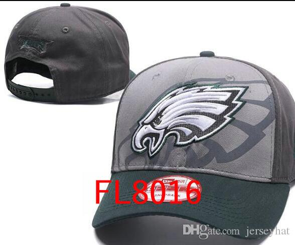 hot sale New Fashion Unisex Philadelphia Hats Eagles adjustable for Men women Snapback Cap