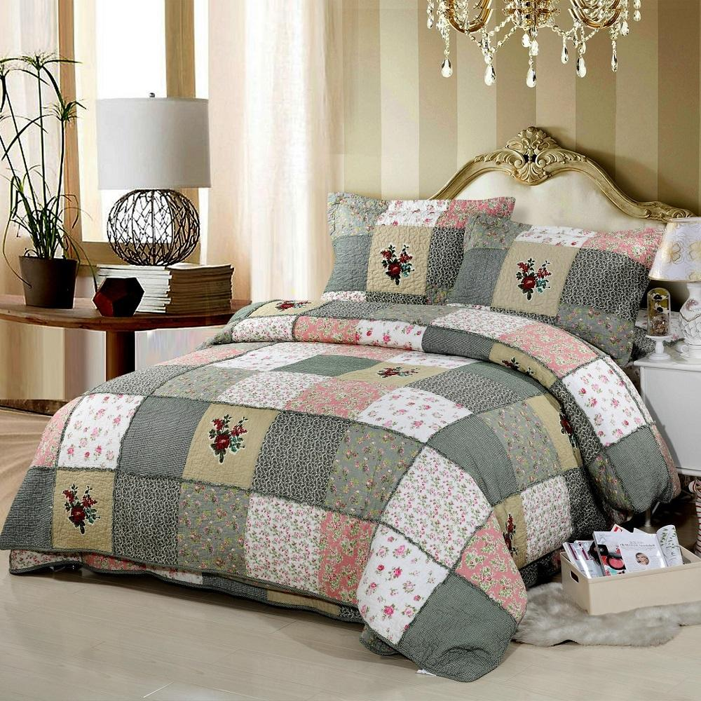 patchwork delivery duvet products bedding cover fabrics terrys uk blue