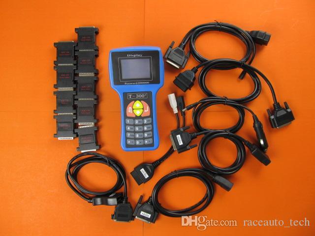 Otomatik Teşhis Aracı Son Sürüm T300 Anahtar Programcı Satılık Transponder Programlama Makinesi T-Kodu