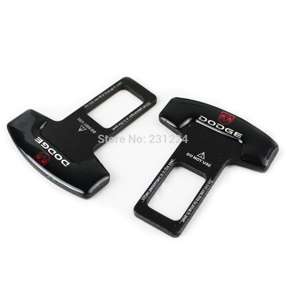 New Car Safety Seat Belt Buckle Plug/car Insert Alarm Stopper ...