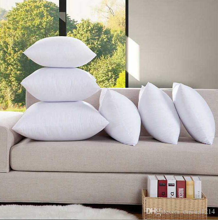 cushion insert pillow epe cotton inner pearl cotton insert office sofa square poly pillow insert inner cushion throw pillow many size