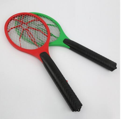 Lutte contre les parasites Handheld Mosquito Killer Mouche Swatter Electric Pest Rejeter Anti-moustique Bat Bat Insecte Tueur Pour Camping Home Garden