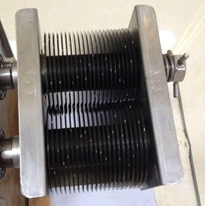 Großhandel - 550W 110V 250 kg / h qx serie harte spezielle elektrische desktop kommerziellen fleischschneider schneiden schneidemaschine