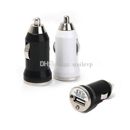 Mini USB Car Charger Universal Charger Adapter for iphone 5 4 4S 6 Cell Phone PDA MP3 MP4 player mobile i9500 s3 m7