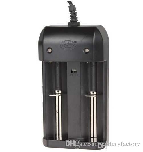 높은 품질 Nanfu 듀얼 충전기 올인원 듀얼 슬롯 배터리 충전기 32650 32600 26650 18650 충전기 3.6 V 리튬 이온 자동 정지 충전