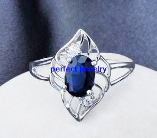 real for sapphire natural ceylon rings blue sale ring wedding