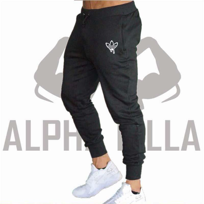 efa52856 New Men Joggers Brand Male Trousers Casual Pants Sweatpants Jogger ...