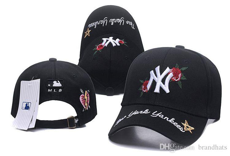 9ed1d45d696 Wholesale Brand New 6 Panel Snapbacks Caps High Quality La Snapback Hats  Women Men Hip Hop Ny Baseball Cap Leisure Ball Caps Designer Hats Trucker  Caps Flat ...